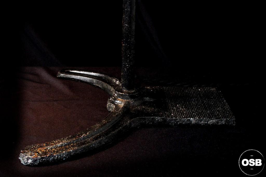 LAMPE ANCIENNE ATELIER OBJET DE METIER DECORATION INDUSTRIELLE LUMINAIRE ANCIEN INDUS DECORATION VINTAGE OLD SCHOOL BAZAAR 5