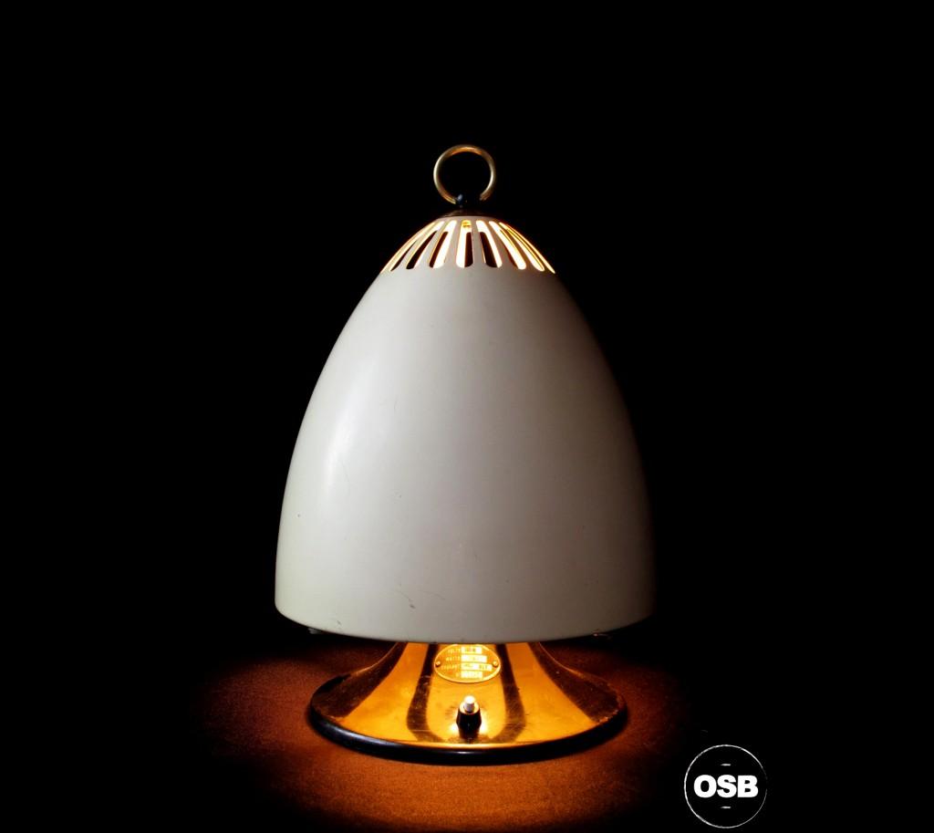 Lampe creation Tractor chauffage ancien 1 1