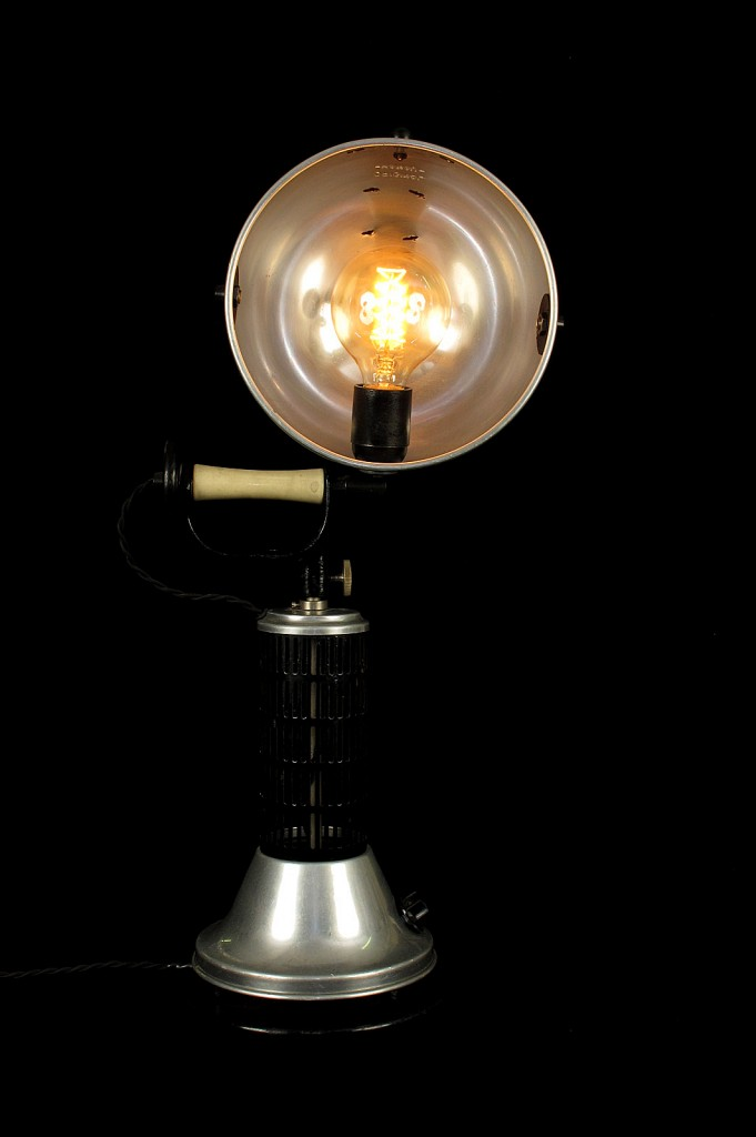 LAMPE HANAU MODIFICATION LUMINAIRE UNIQUE OLD SCHOOL BAZAAR ESPRIT LOFT 4
