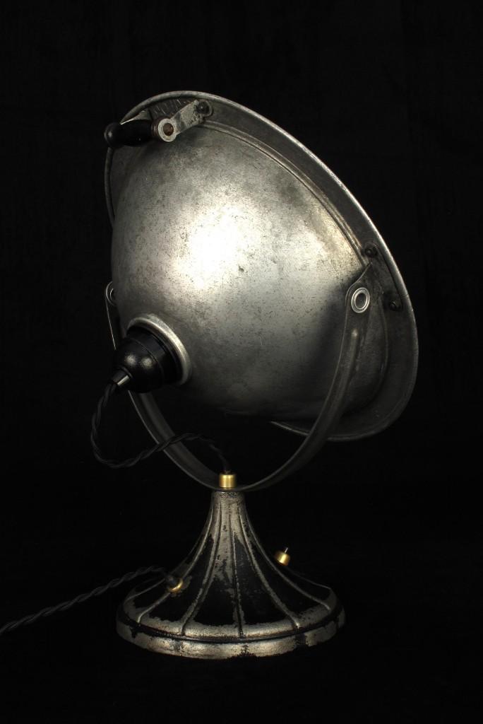 ANCIEN SPOT LAMPE CALOR METAL ESPRIT INDUSTRIEL LOFT LUMINAIRE VINTAGE OLD SCHOOL BAZAAR 5