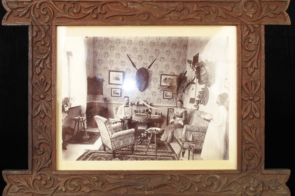 PHOTOGRAPHIE ANCIENNE COLONIAL COUTINHO BROTHER AFRIQUE ORIENTALISTE 2
