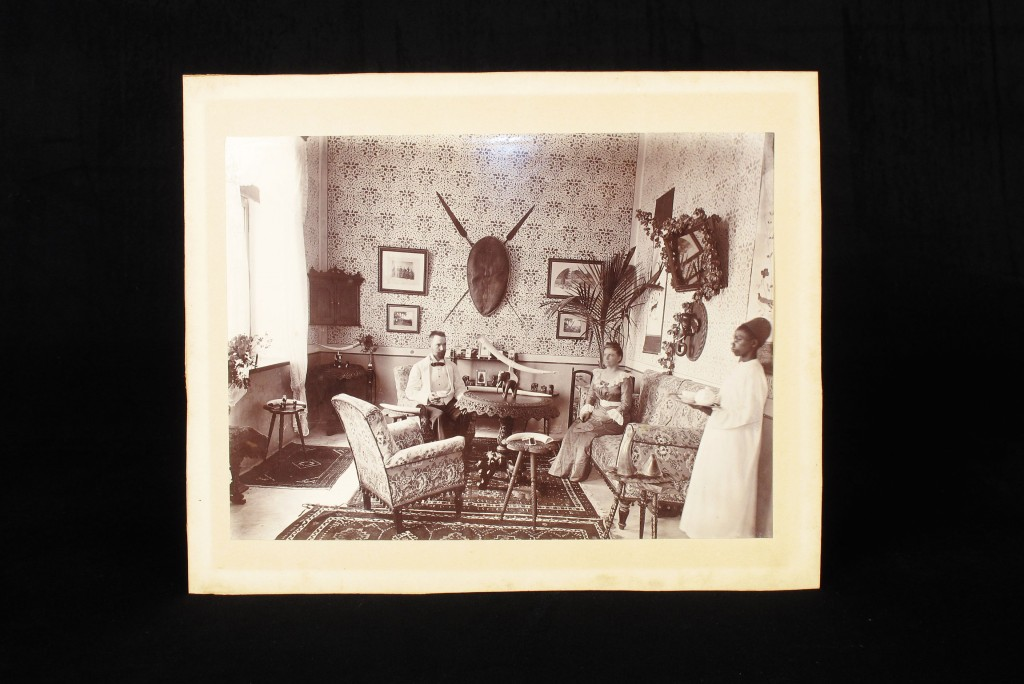 PHOTOGRAPHIE ANCIENNE COLONIAL COUTINHO BROTHER AFRIQUE ORIENTALISTE 3